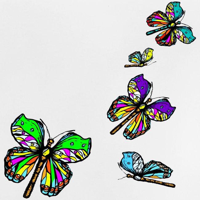 Schmetterlinge,Butterflies, T-shirt,