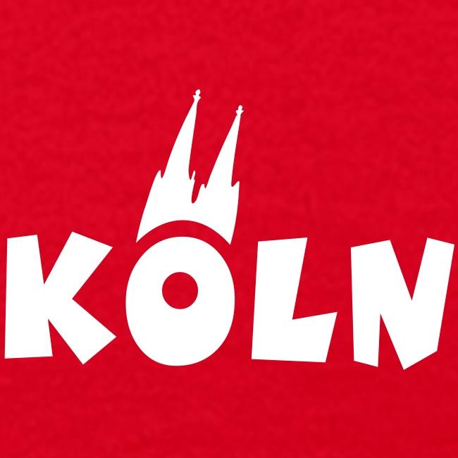 KÖLN (Weiß/Center) mit Kölner Dom