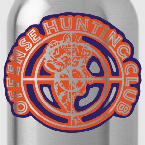 Offense Hunting Club T-Shirt - Trinkflasche