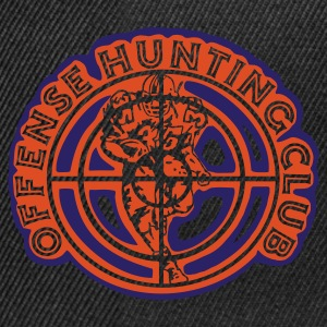 Offense Hunting Club T-Shirt - Snapback Cap