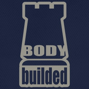Navy body builded T-Shirts - Baseball Cap