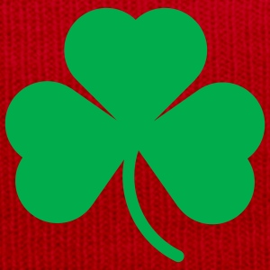 Red shamrock T-Shirts - Winter Hat