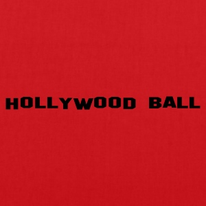 Red Hollywood Ball T-Shirts - Tote Bag