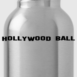 Red Hollywood Ball T-Shirts - Water Bottle