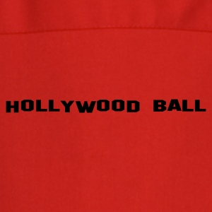 Red Hollywood Ball Men's Longsleeves - Cooking Apron