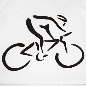 White Bike 3 T-Shirts - Baseball Cap