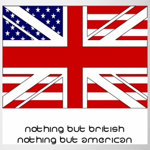 Nothing But British, American Style - Mug