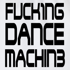 dancemachine by map-gyver - Turnbeutel