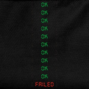 OK FAILED - Kinder Rucksack
