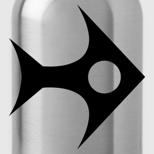 Fish-Icon - Trinkflasche