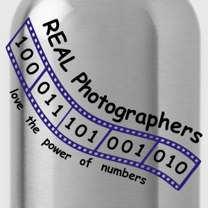 Digital Photographer T-Shirt - Water Bottle