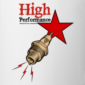 high performance - Tasse