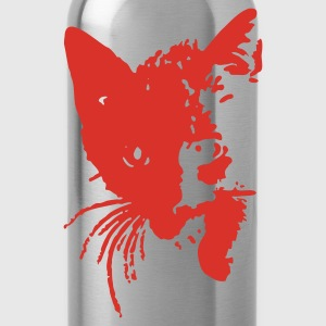 Red Cat - Trinkflasche