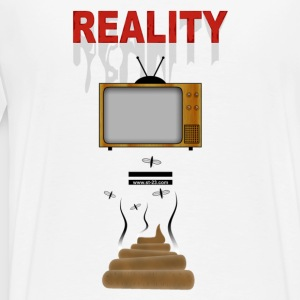 Reality tv - T-shirt Premium Homme