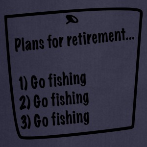 Navy Retirement Plans T-Shirts - Cooking Apron
