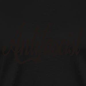 Antifascist2 - Männer Premium T-Shirt