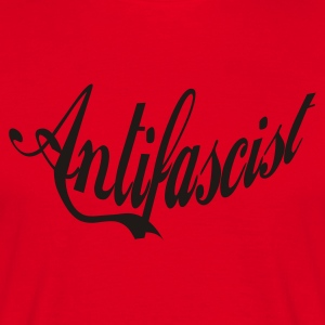 Antifaschist Antifaschismus Antifascist Antiracist Against Racism Sweat-shirts - T-shirt Homme
