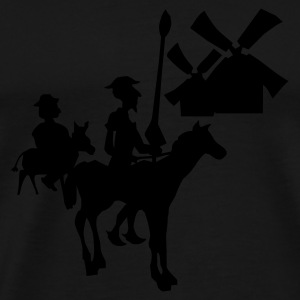 Don Quixote  - Men's Premium T-Shirt