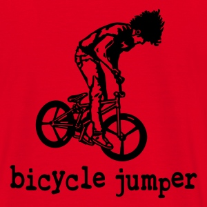 bicycle_jumper - Männer T-Shirt