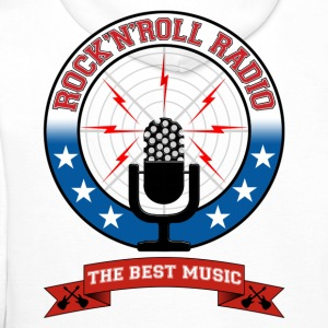 Rock'n'Roll radio - Sweat-shirt à capuche Premium pour hommes