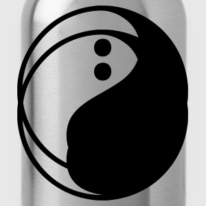 YinYang Pullover - Trinkflasche