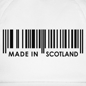 Rose Made in Scotland bar code Juniors - Baseball Cap