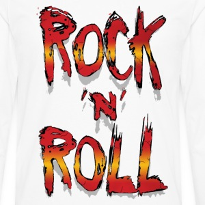 Rock 'n' Roll - T-shirt manches longues Premium Homme
