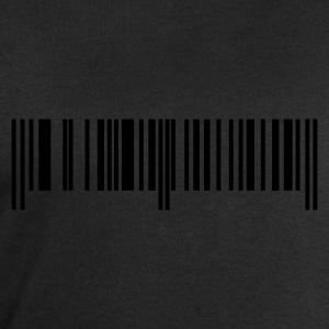 Black bar code T-Shirts - Men's Sweatshirt by Stanley & Stella