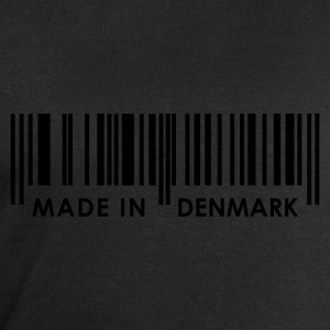 Black Bar Code Made in Denmark T-Shirts - Men's Sweatshirt by Stanley & Stella