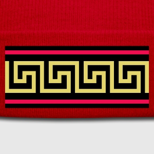 Greek Key - Winter Hat