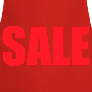 Red sale T-Shirts - Cooking Apron