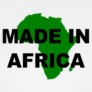 made in africa (man) - Baseball Cap