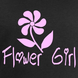 Black Flower Girl Juniors - Men's Sweatshirt by Stanley & Stella