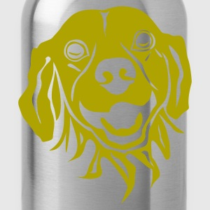 Golden Retriever - Trinkflasche