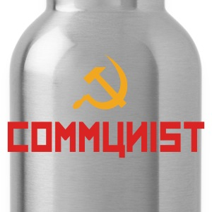 Communist with hammer and sickle Pullover - Trinkflasche