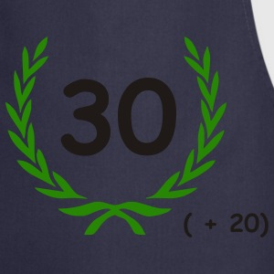 Marineblå 50 birthday T-Shirts - Forklæde
