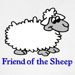 Friend of the Sheep badge - Baseball Cap