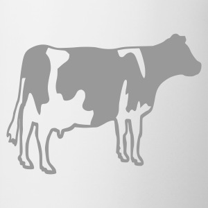White Cow T-Shirts - Mug