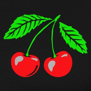 Black cherry Ladies' Longsleeves - Men's Premium T-Shirt