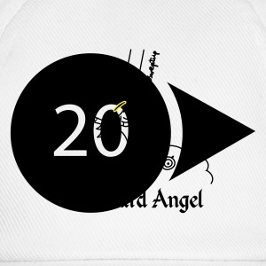 kite board angel Bags  - Baseball Cap