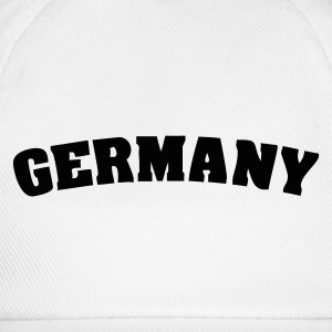 White Germany Juniors - Baseball Cap