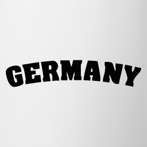 White Germany Juniors - Mug