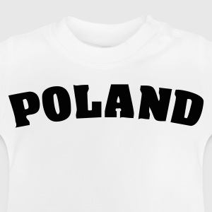 White Poland Juniors - Baby T-Shirt