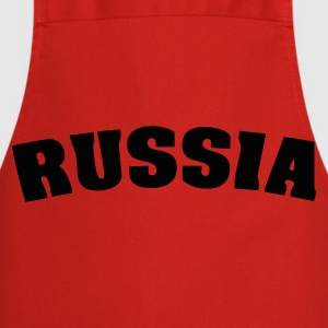 Red Russia Juniors - Cooking Apron
