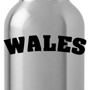 Red Wales Juniors - Water Bottle
