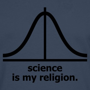Marine Science is my religion T-shirts (m. courtes) - T-shirt manches longues Premium Homme