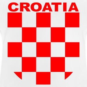 Color Collection Kids Land Croatia - Baby T-Shirt