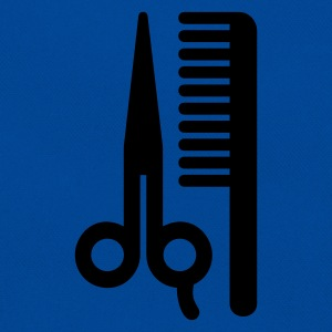 Scissors,Comb,Barber,Hair - Retro Bag
