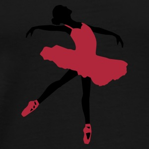 ballet girl - Men's Premium T-Shirt