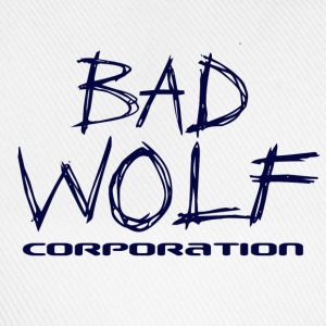 Bad Wolf Corporation (Blue) - Baseball Cap